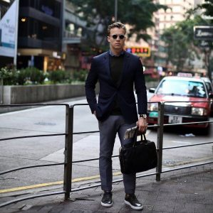 11 The Tailored Man