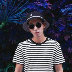 12 A Complimentary Black Kangol Hat