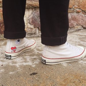 12 Converse Chuck Taylor All Star Sneakers