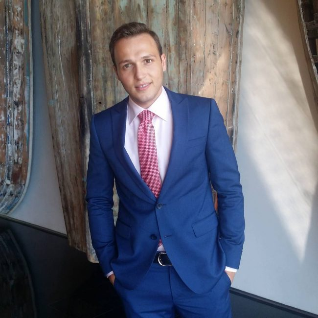 12 Dapper Classic Suit Up