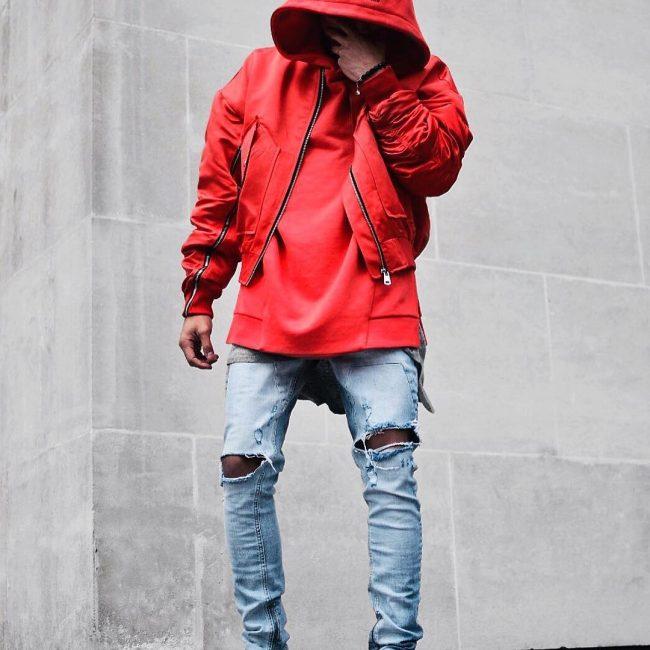 12 Rocking Red