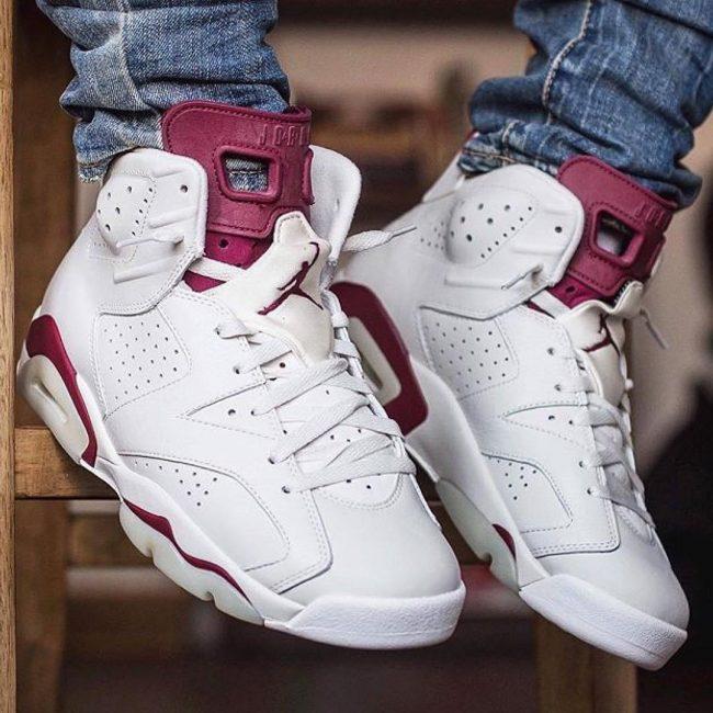 12 The Air Jordan 6