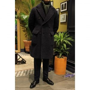 12 Thick Coat with Flap Pockets