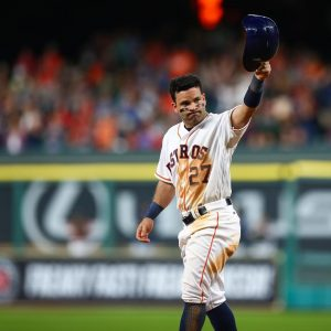 13 Altuve's High and Simple Cut