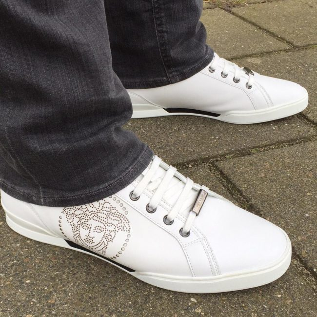 13 Brilliant White Sneaker