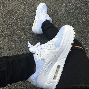 13 Ripped Jeans and Air Max Sneakers