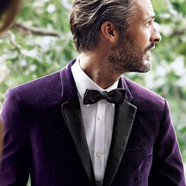 13 Sassy Purple Velvet