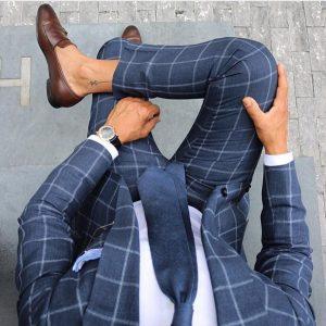 13 Window Pane Suit Up