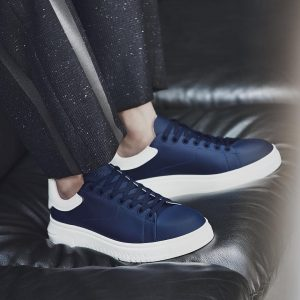 14 Admiral Blue Sneakers