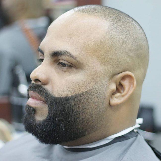 14 Classy and Faded Beard