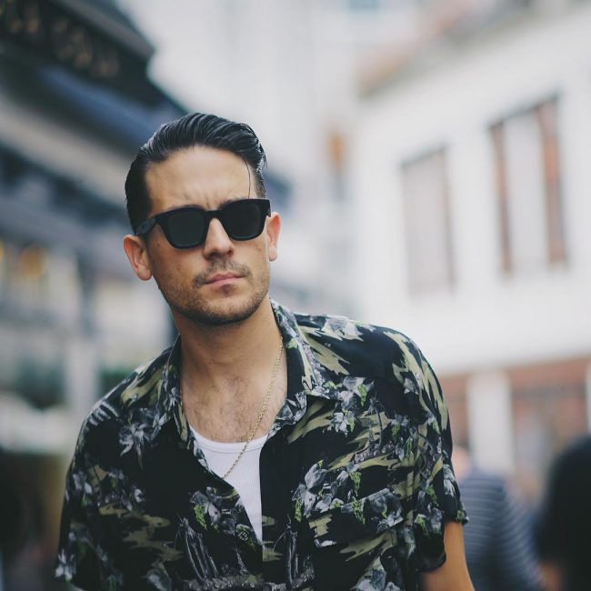 g eazy hair style 25 dashing g eazy haircut ideas slicked perfection 2018 2211