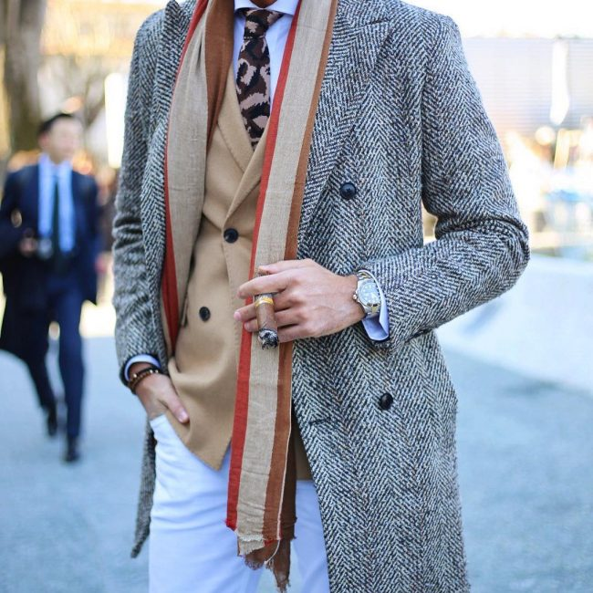 14 Patterned Style