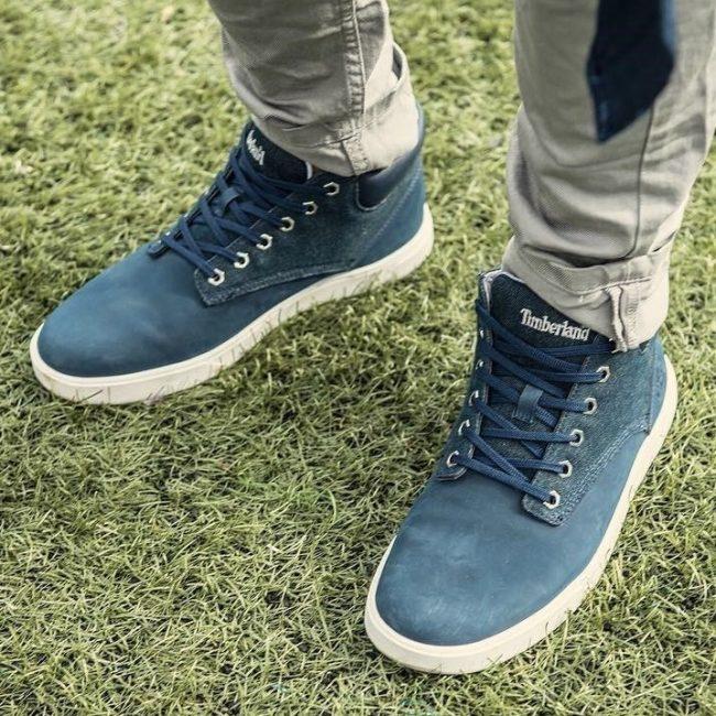 15 Flat Timberland shoes