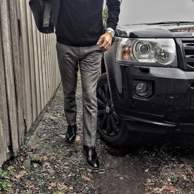 15 Gentleman Wear