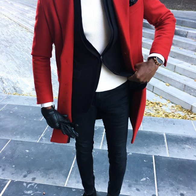 15 Layers With a Non Checked Blazer