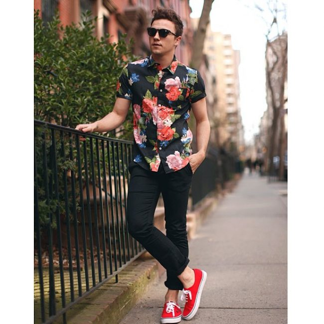 15 Spring Vibes and Red Authentics