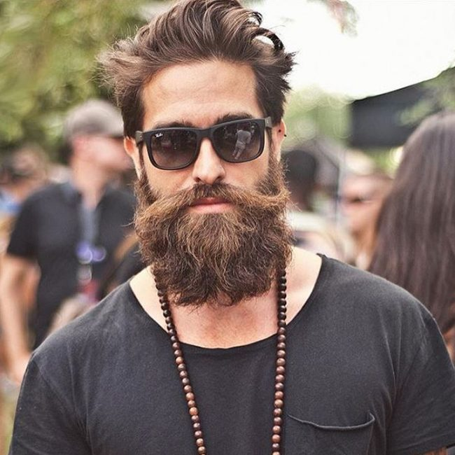 16 How to Maintain a Beard