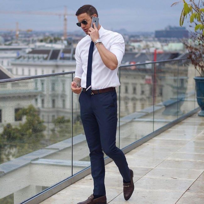 40 Incredible Slim Fit Dress Pants Ideas - Dressing Ideas for ...