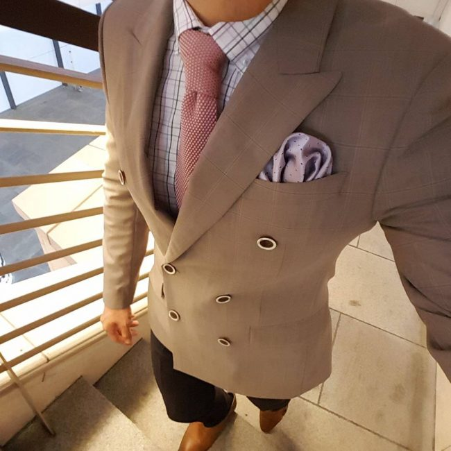 16 Semi-Formal Businessman Wear