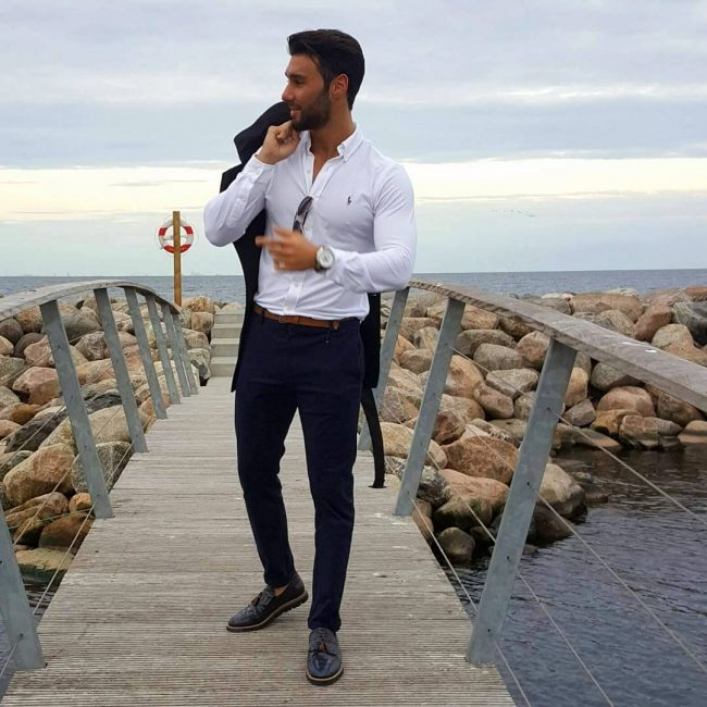 16 Stylish Official Look