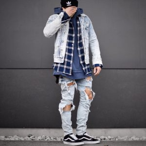 17 Ripped Style