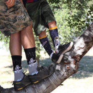 17 Space Exploration Socks