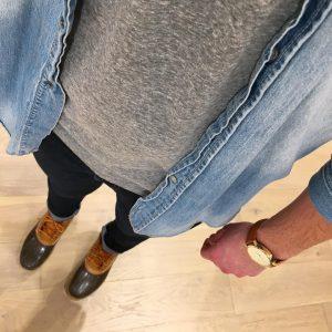 18 Dark Denims and Boots