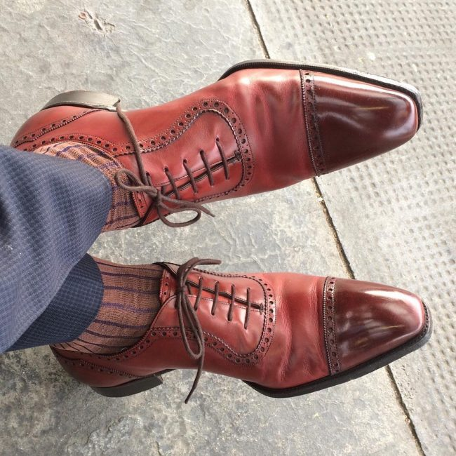 18 Stunning in Vintage Shoes and Bresciani's