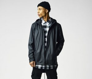 18 The Simple Zip Up