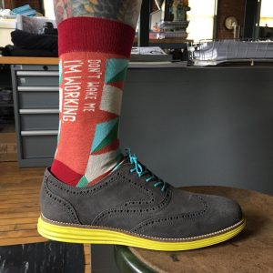 19 Inspiring Quote Socks