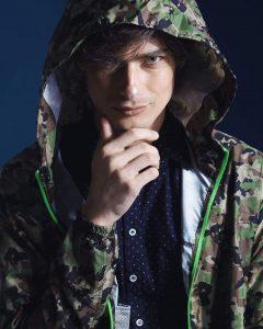 19 The Camo Jacket