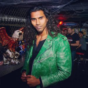 2 Cool Bright Green Leather Jacket for the Weekend