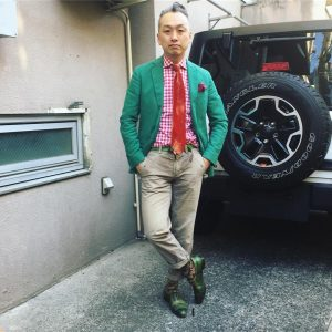 2 Green and Orange Combo