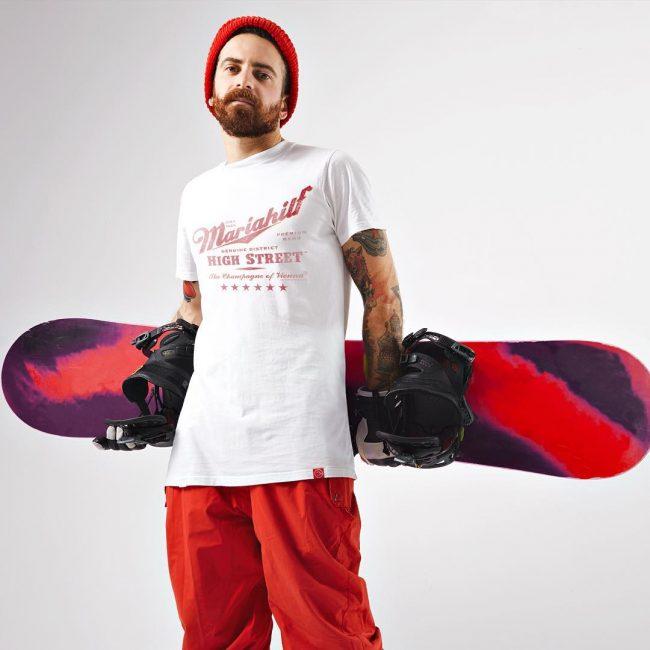2 Ski-Board Fashion