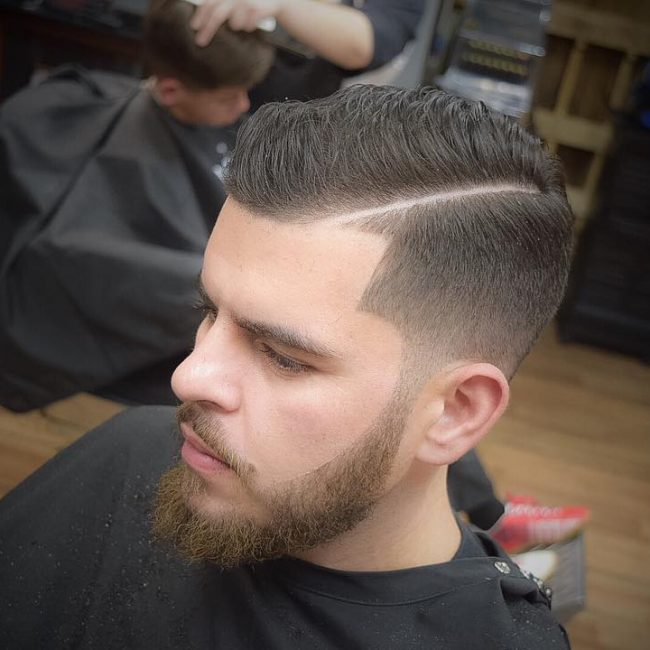 white boy fades haircuts white dude fade haircut hairs picture gallery 2942