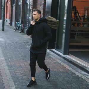 20 Black Workout Wear