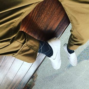 20 Patterned Bresciani with Vans