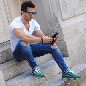 20 Sporty Gentleman's Look