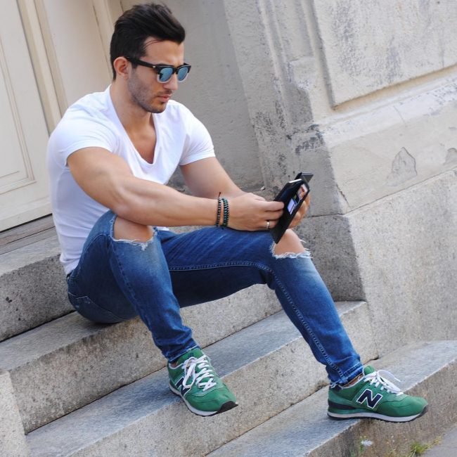 20 Sporty Gentleman's Look