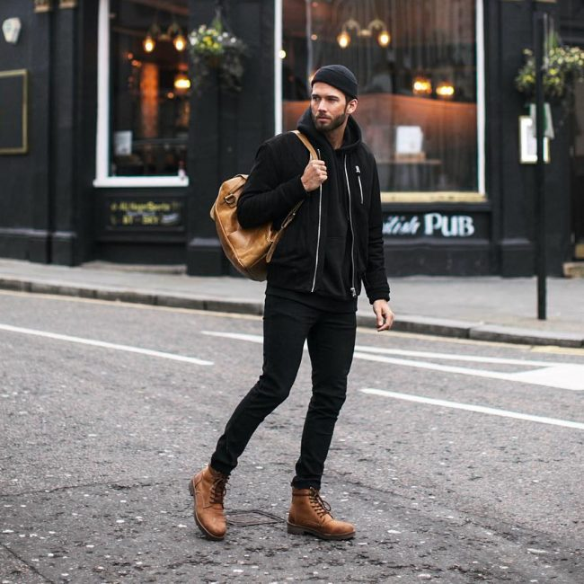 20 Tough Tourist Winter Wear