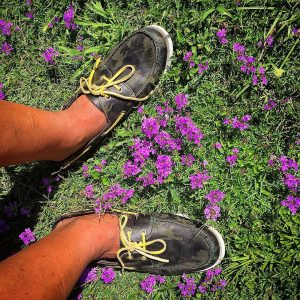 21 Camouflage Boat Shoes