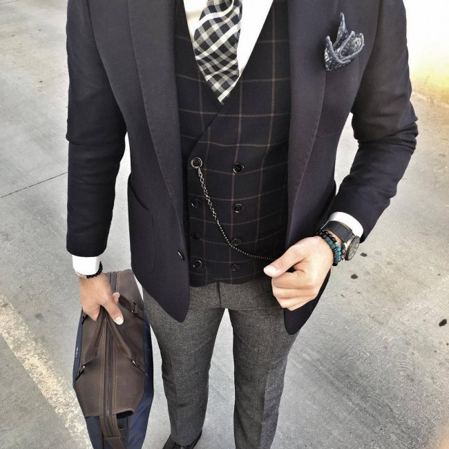 21 Gent with Classic Style