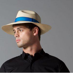 21 The Blue Ribbon Hat