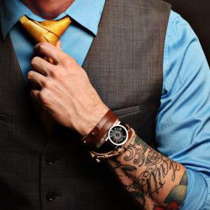 22 Golden Semi-Formal Wear