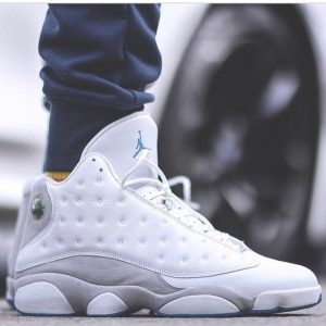 22 Gray and White Retro's