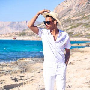23 Impeccable in White
