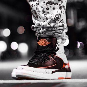 23 Jordan 2 Retro Infrared
