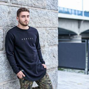 23 Sweatshirt with Military Pants