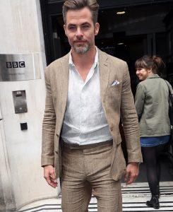 24 Linen Suit Up