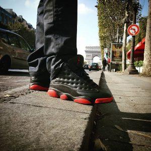 24 Red Soled Kicks